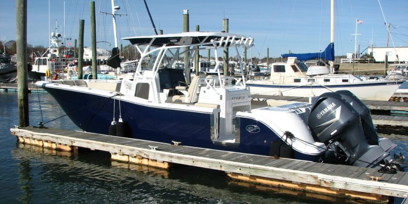 2017 Sea Fox 328 Commander