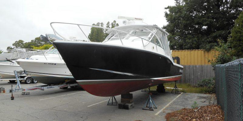 2007 31′ Express Ocean Master