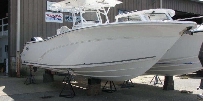 2021 Sea Fox 288 Commander