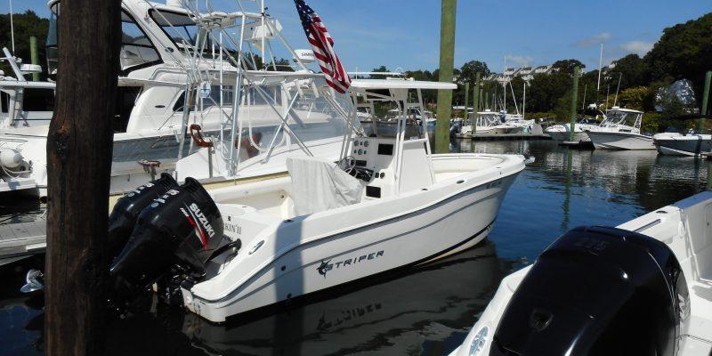 2016 Seaswirl Striper 2605CC